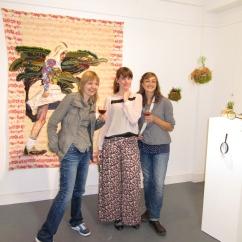 Anne, Surya, Isabelle